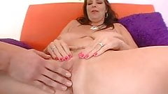 Carrie Moon On The Couch