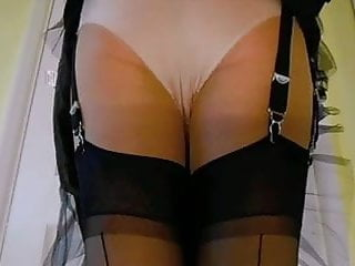 Lace and satin lingerie store Lace satin and nylon stockings