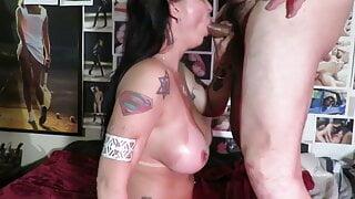 Jeannie Brunette Delicious 2