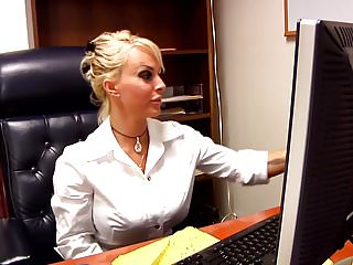 Holly halston fucked Wankz- holly halston is the ultimate milf boss