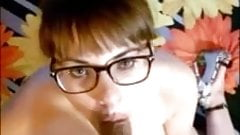 Glasses facials & swallowing