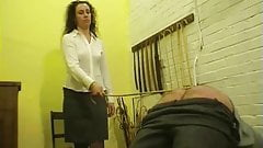 Caning Miss