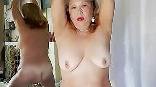 Feeling marvelous & erotic my miracle dance! Mature woman