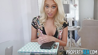 PropertySex - Fine ass real estate agent fucks home owner