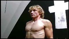 Blonde boy bound