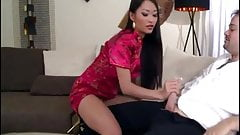 Anal for a Asian Beauty