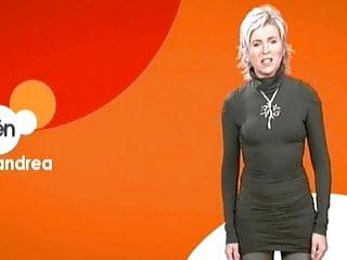 Teen tv actress wanted Andrea - flemish tv presentor and actress