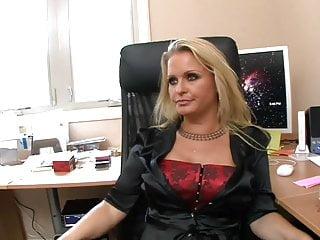 Sexy dominant boss Sexy mature boss