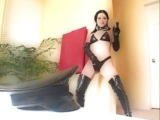 Hot goth models adult Beautiful and hot goth whore is getting used properly