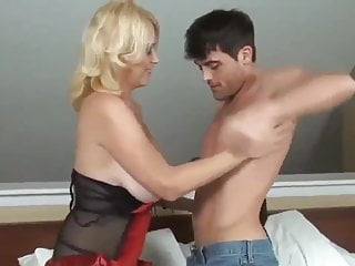 Big tits getting fucked Blond with big tits getting fucked.