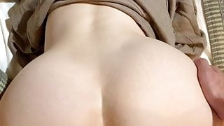 Married woman, Japanese naughty amateur, mature woman. Pov.