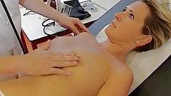 Doctor erotic exam