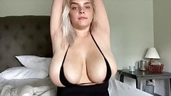 White Girl With Biggest Tits Ever Part 2