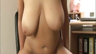 Busty cougar secretary has nothing against superb office sex