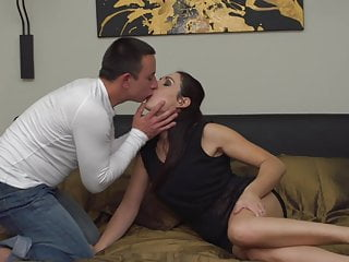 Mother and son fuck pics - Taboo home love with mother and son