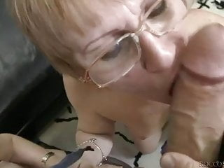 Girlswearing slutty makeup sucking dick Slutty granny zora white sucks dick together with her girlf