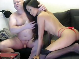 Asian having man sex - Cute long haired asian having fun, long hair, hair