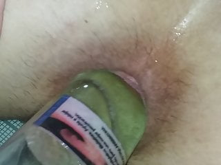 Alt sex text re Where re the oil bottle in asshole