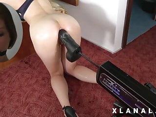Hardcore dog bestility sex - Anal fucking machine...