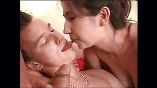Bi Cum Addicts 2. Bisexual cumpilation cumkissing rimjob
