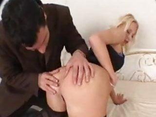 Jackass naked - Blond horny czech girl by jackass