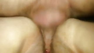 Doggystyle with creampie