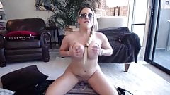 Busty goddess of XXX films Tegan here to be worshipped