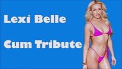 Lexi Belle Cum Tribute