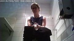 Heimliche Toiletten Kamera 014