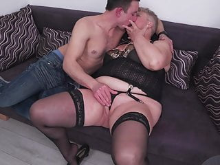 Xxx mother and son Taboo sex with big mother and son