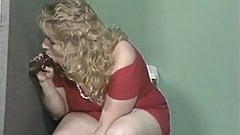Женщина-толстушка