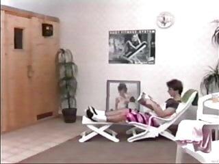 Vintage plastic duk decoys Georgina lempkin in plastic deckchair