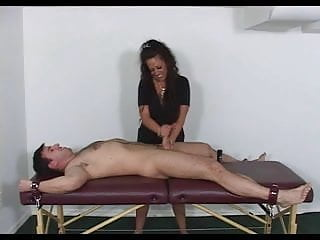 Gay cock control - Angelica cock control use milking