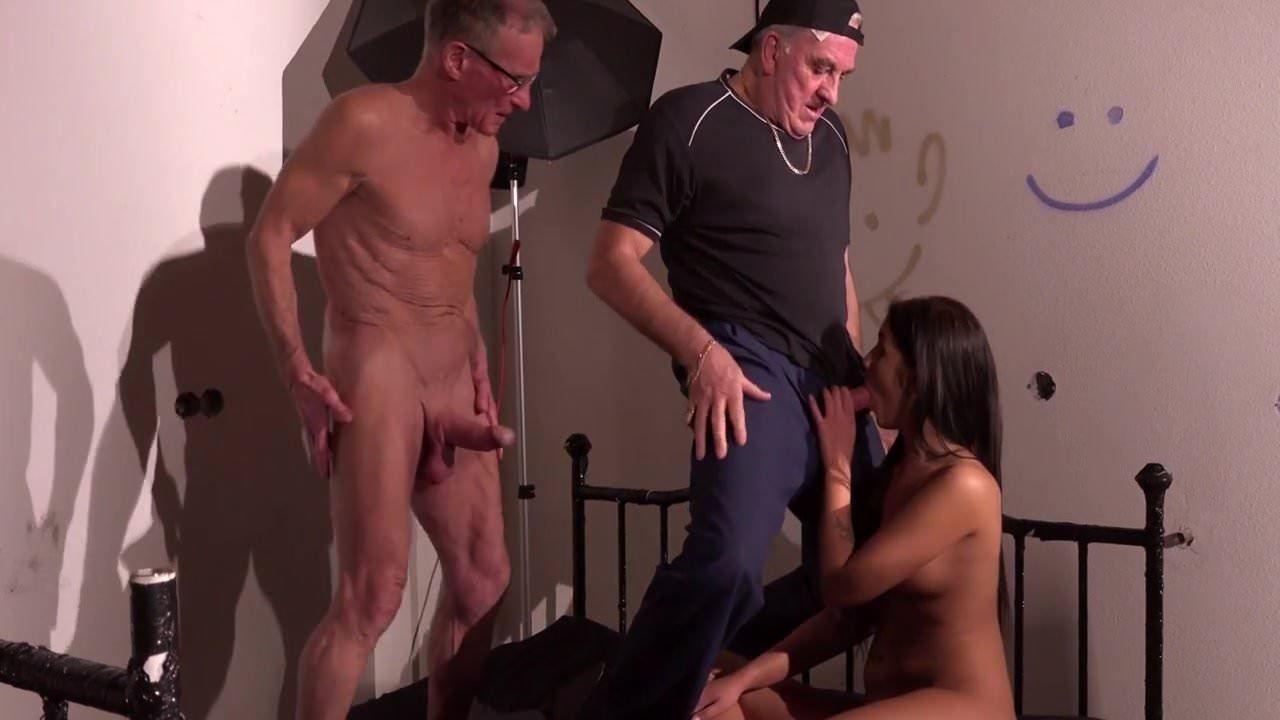 Abuelos Hd Xxx Porno dos abuelos heteros
