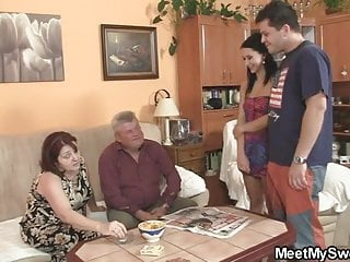 Young innocent girl pantyhose Innocent girl is seduced by her bfs parents