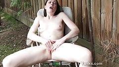 Yanks - Babe Taliah Mac Plays Outdoors