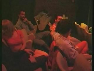 Women fucking popsicles - Women fucking and sucking at the porn theater