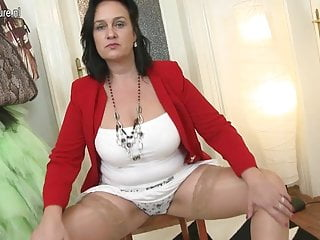 Incredibly hot blond milf Incredibly hot amateur mom wants a good fuck