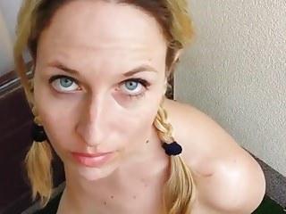 Ines boob - Er pisst mir ins maul