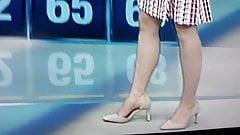 Météo les jambes de la femme