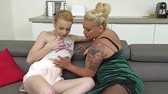 small boobs VS big tattas TTT