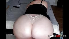 perfect girl BBW White Girl with Giant Ass nipple