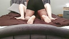 Step mom is Tricked into Sex by Horny Step Son