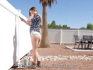 Ass buns butt cheek - Passion-hd butt cheek painter alex blake creams on big dick