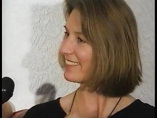 German lesbian milfs Interview lesbian dildo