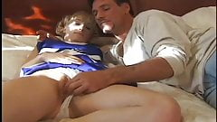 STEP DAUGHTER FUCKS HER STEP DAD