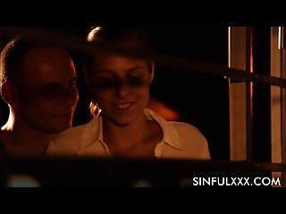 Shower gay sex video Sinfulxxx.com sex in the rain wet 3