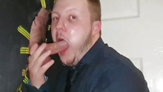 Suited BJ Facial