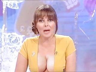 Naked carol vorderman Carol vorderman big tits