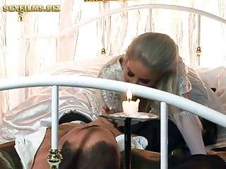 Brides video sex - Nadia the amazing roussian brides gets sexed